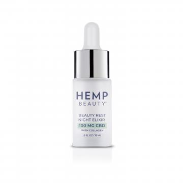 Hemp Beauty Rest Night Elixir