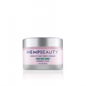Hemp Beauty Bright Day Face Cream