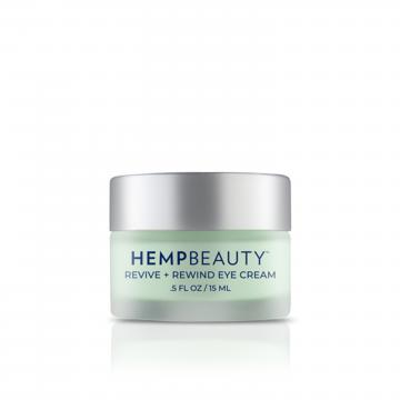 Hemp Beauty Revive & Rewind Eye Cream