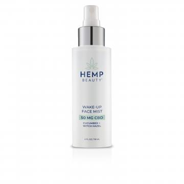 Hemp Beauty Wake Up Face Mist