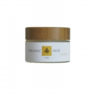 Organic Hive Massage Cream