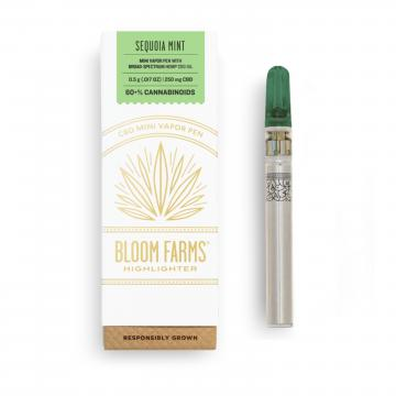 Sequoia Mint CBD Mini Vapor Pen - 0.5 g