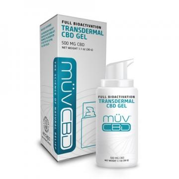 MUV Transdermal Gel