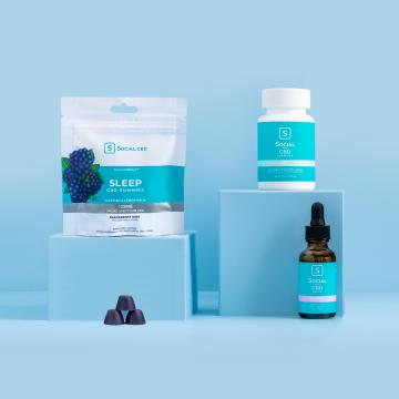 Better Sleep CBD Bundle