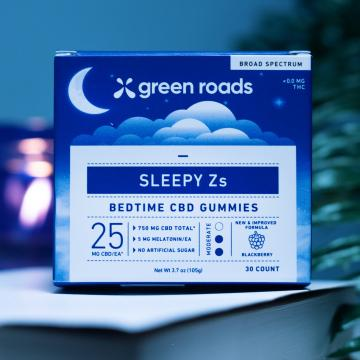 Green Roads Sleepy Z's