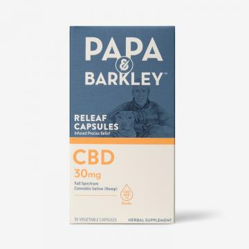 Papa and Barkley Capsules